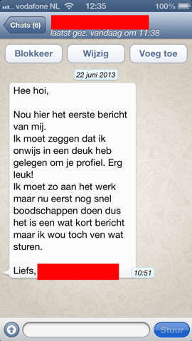 dit is geen datingsite Goeree-Overflakkee