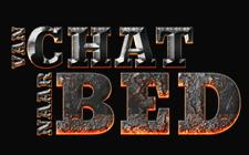 Van Chat Naar Bed Logo