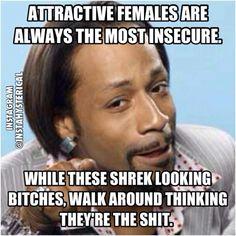 Mooie vrouwen zijn vaak onzeker
