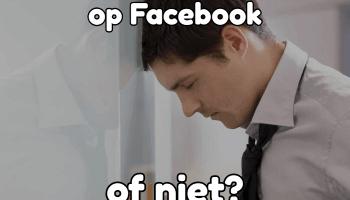 Hoe flirten op facebook